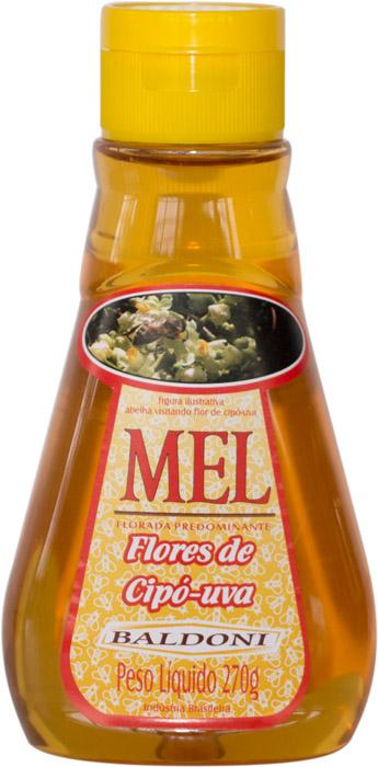 MEL FLORES DE CIPÓ-UVA BISNAGA 270G