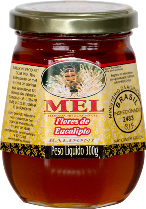 MEL FLORES DE EUCALIPTO POTE 300G