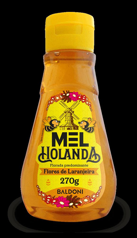 Mel HOLANDA Laranjeira Bisnaga 270g