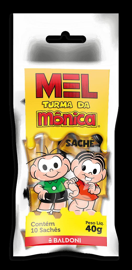 MEL TURMA DA MÔNICA SACHÊ 40G