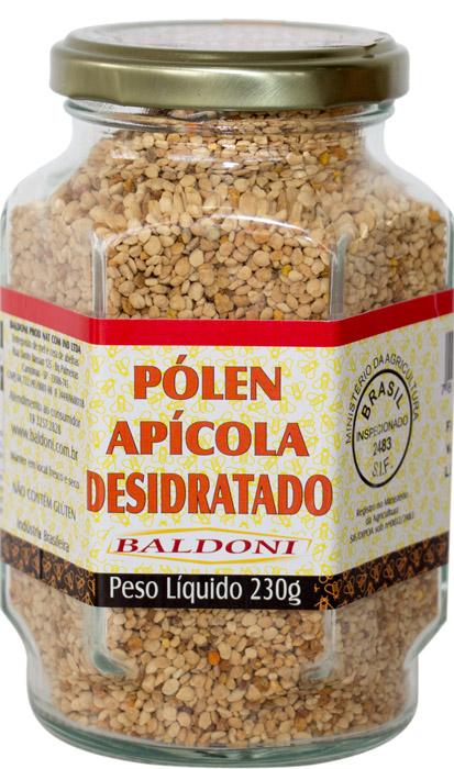 PÓLEN APÍCOLA DESITRATADO 230G