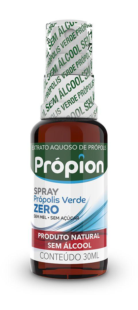 PRÓPION ZERO SPRAY - SPRAY DE PRÓPOLIS SEM ÁLCOOL