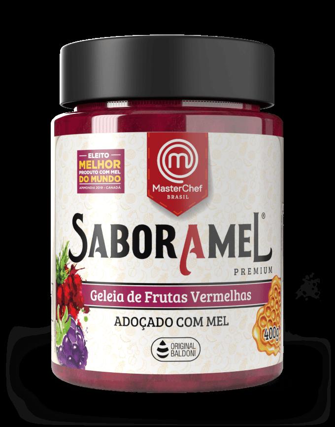 SABORAMEL Frutas Vermelhas 400g
