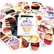 Adesivos - Cupcake