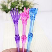 Caneta -  Kit com 3 canetas - Ossos Colorida