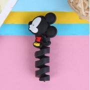 Enfeite p/ Haste Estéto Mickey Mouse Beijo