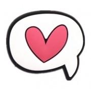 Enfeite para Croc - Balão/Coração