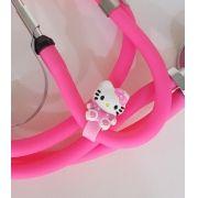 Enfeite para Estéto - Hello Kitty - Rosa