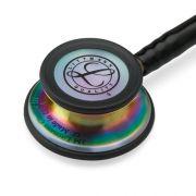 Estetoscópio Littmann Classic III Black Rainbow - 5870