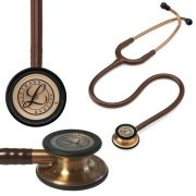 Estetoscópio Littmann Classic III Chocolate / Copper Finish 5809 3M - Grátis Bling Angel