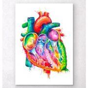 Gravura - Coração