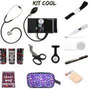 KIT COOL BLACK - Escolha o modelo de bolsa
