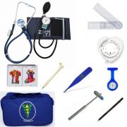 Kit Fisioterapia - PAMED - Azul