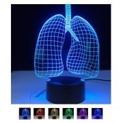 Luminária Pulmão