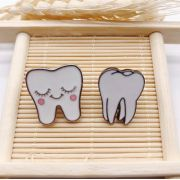 Pin - Broches Odontologia - Dente
