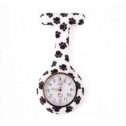 Relógio Estampado - Patinhas