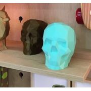 Skull - Peça Decorativa