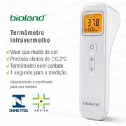 Termômetro Infravermelho Sem Contato E127 - Bioland