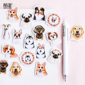 Adesivos - Dogs