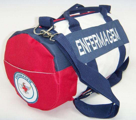 735473ec1 BOLSA BORDADA - ENFERMAGEM - Cirúrgica Medcenter