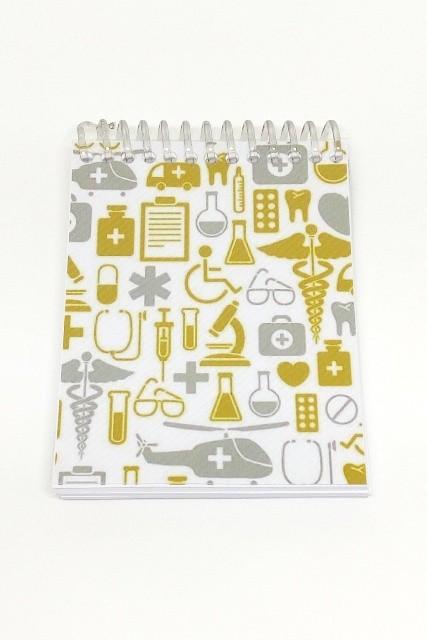 Caderneta - Medicina