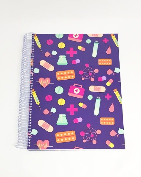 Cadernos 10 matérias - Vários modelos