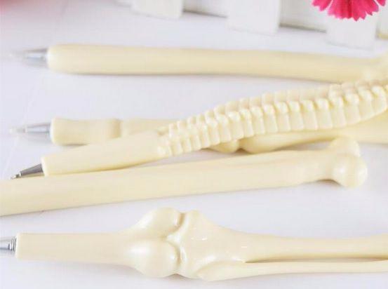 Caneta - Modelo Ossos