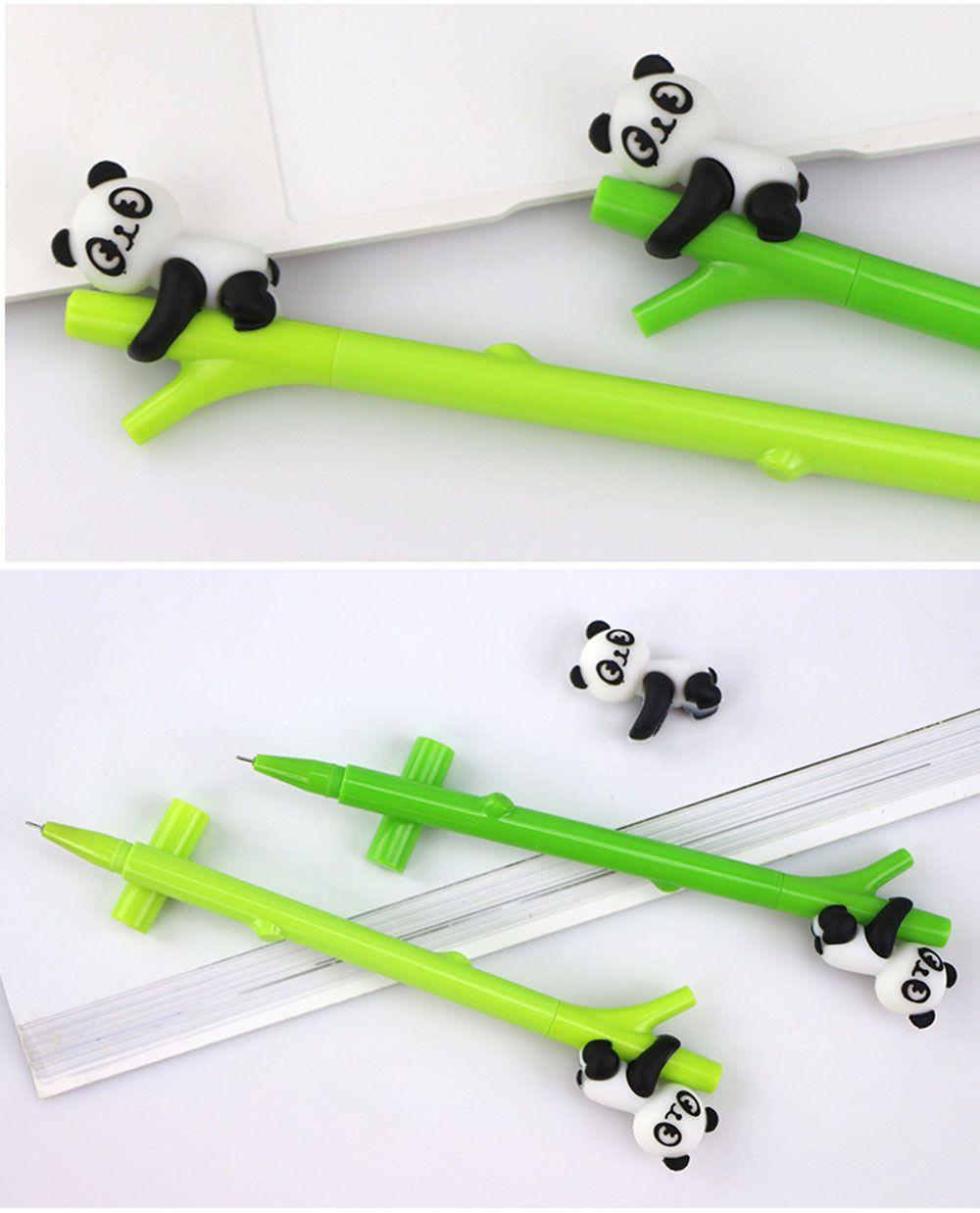 Caneta - Panda - kit com 2 canetas