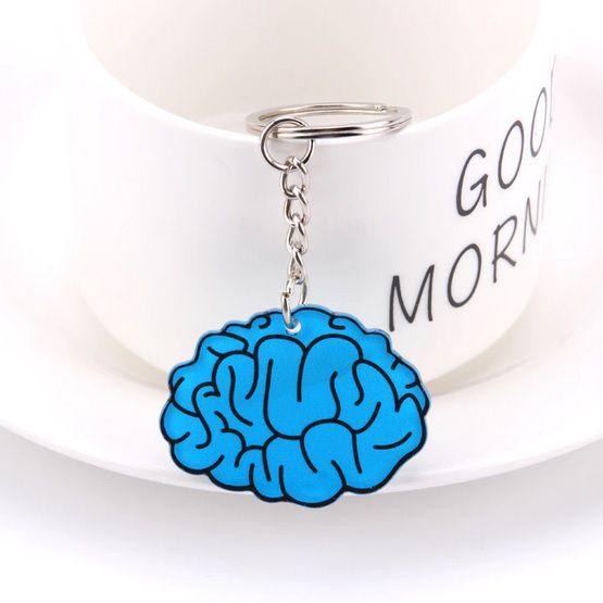 Chaveiro Cérebro - Acrílico