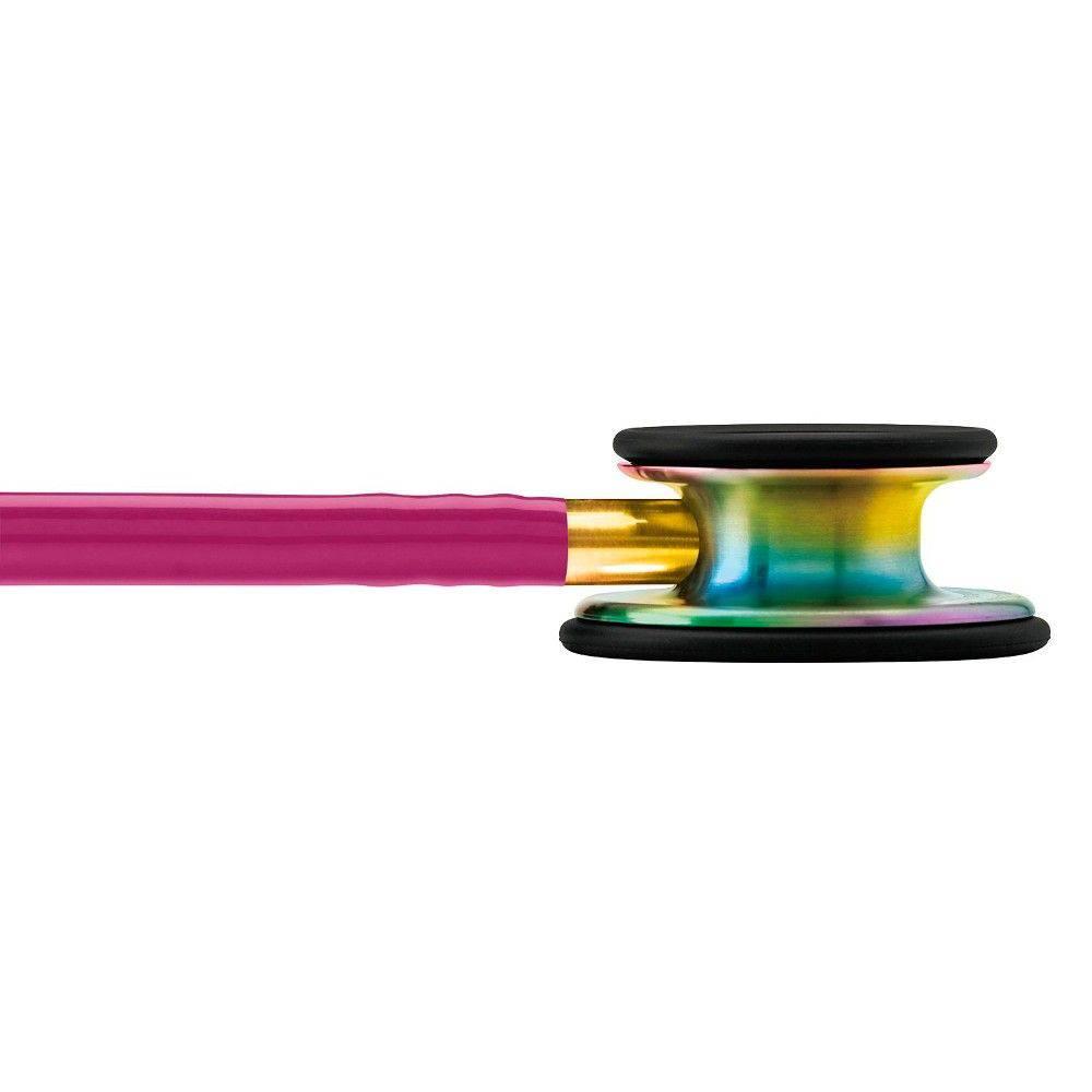 Estetoscópio Littmann Classic III Raspberry Rainbow - 5806