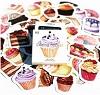 Adesivo Cupcake