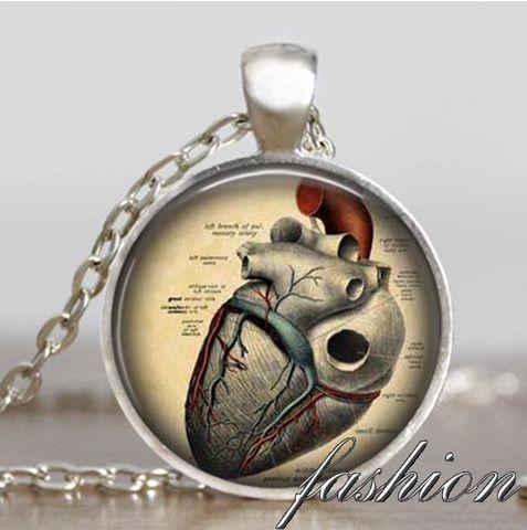 Corrente com Pingente - Coração