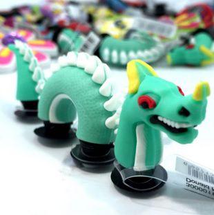 Enfeite para Croc - Dragão