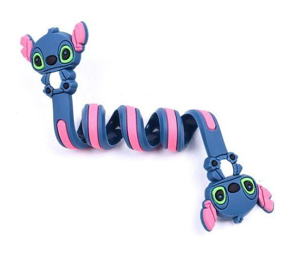 Enfeite para Estéto Stitch
