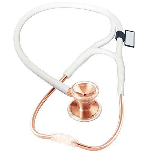 Estetoscópio Cardiológico Classico de cabeça dupla MDF