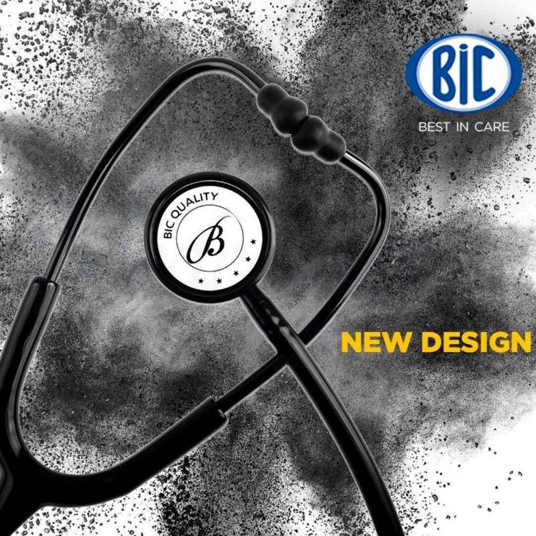 KIT BIC - Estéto Efficace All Black + Ap. de Pressão Innova