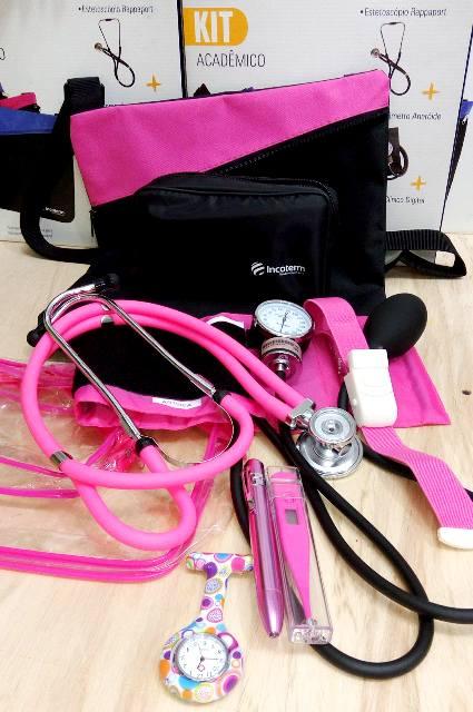Kit Completo Pink - KA100