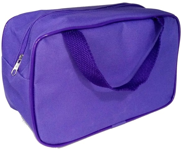 KIT COOL PURPLE COM BOLSA LISA