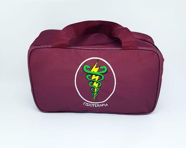Kit Fisioterapia - PAMED  - Bordô/ Vinho
