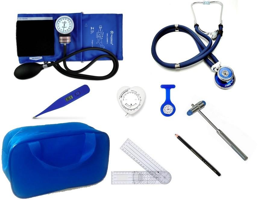 Kit Fisioterapia - PAMED/INCOTERM - Azul