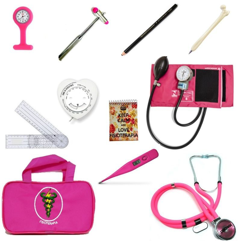 Kit Fisioterapia - PAMED  - Pink