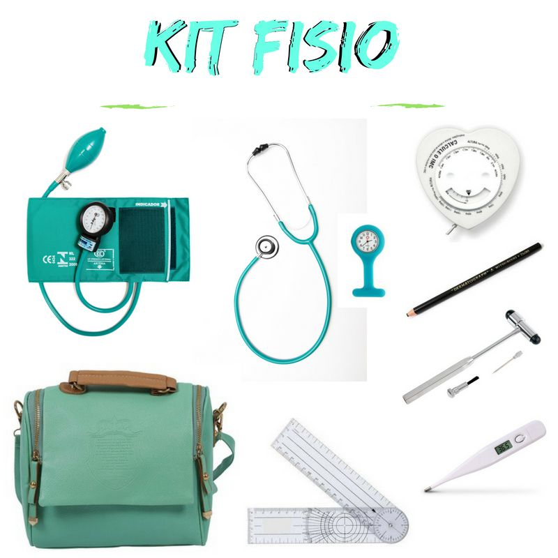 Kit Fisioterapia - PAMED - Verde - BIC