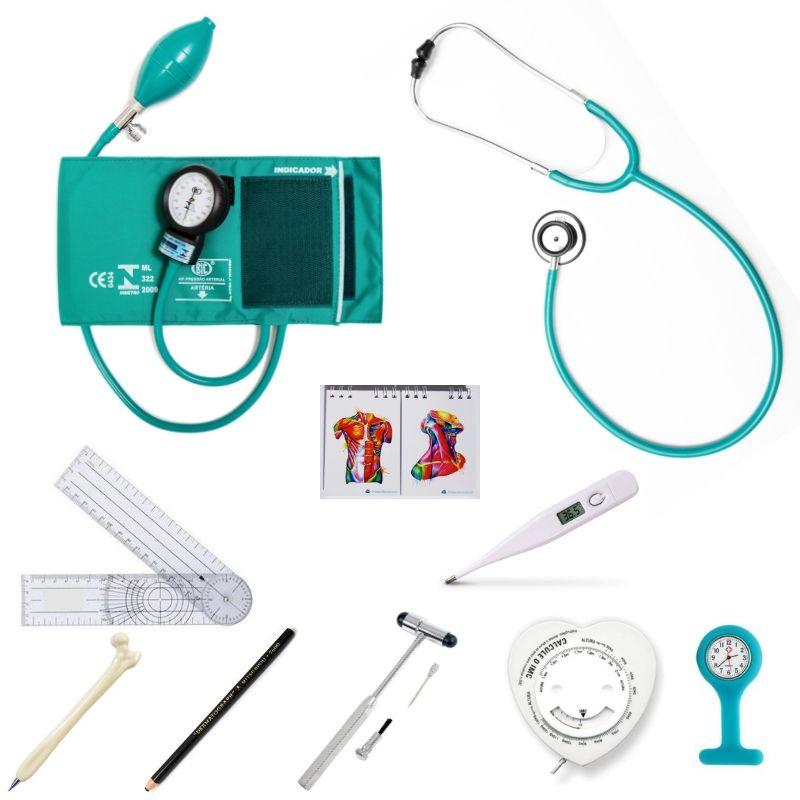 Kit Fisioterapia - Verde - BIC