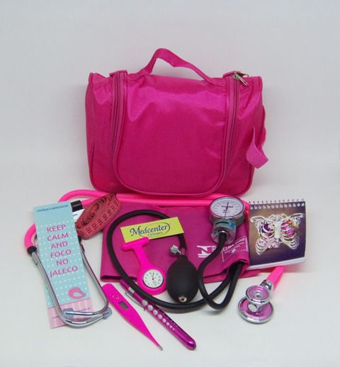 KIT MUST HAVE PAMED - PINK
