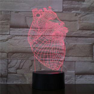 Luminária Coração