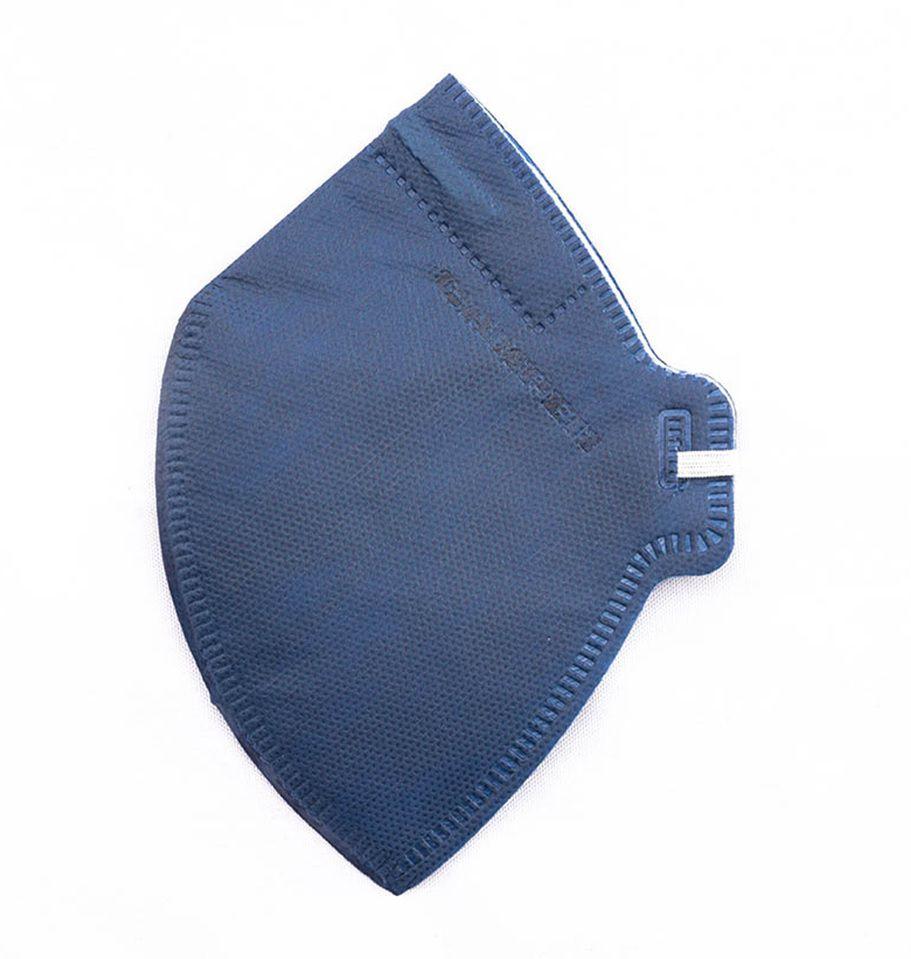 kit c/ 5 - Máscara Respirador PFF2 - sem válvula - Camper