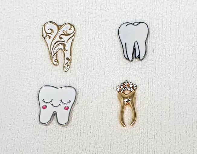 Pin / Broche - Coleção Odonto