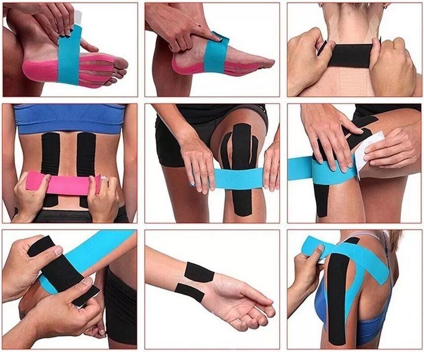 PROTAPE Bandagem Elástica Adesiva - Incoterm