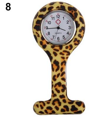 Relógio p/ Jaleco Estampado