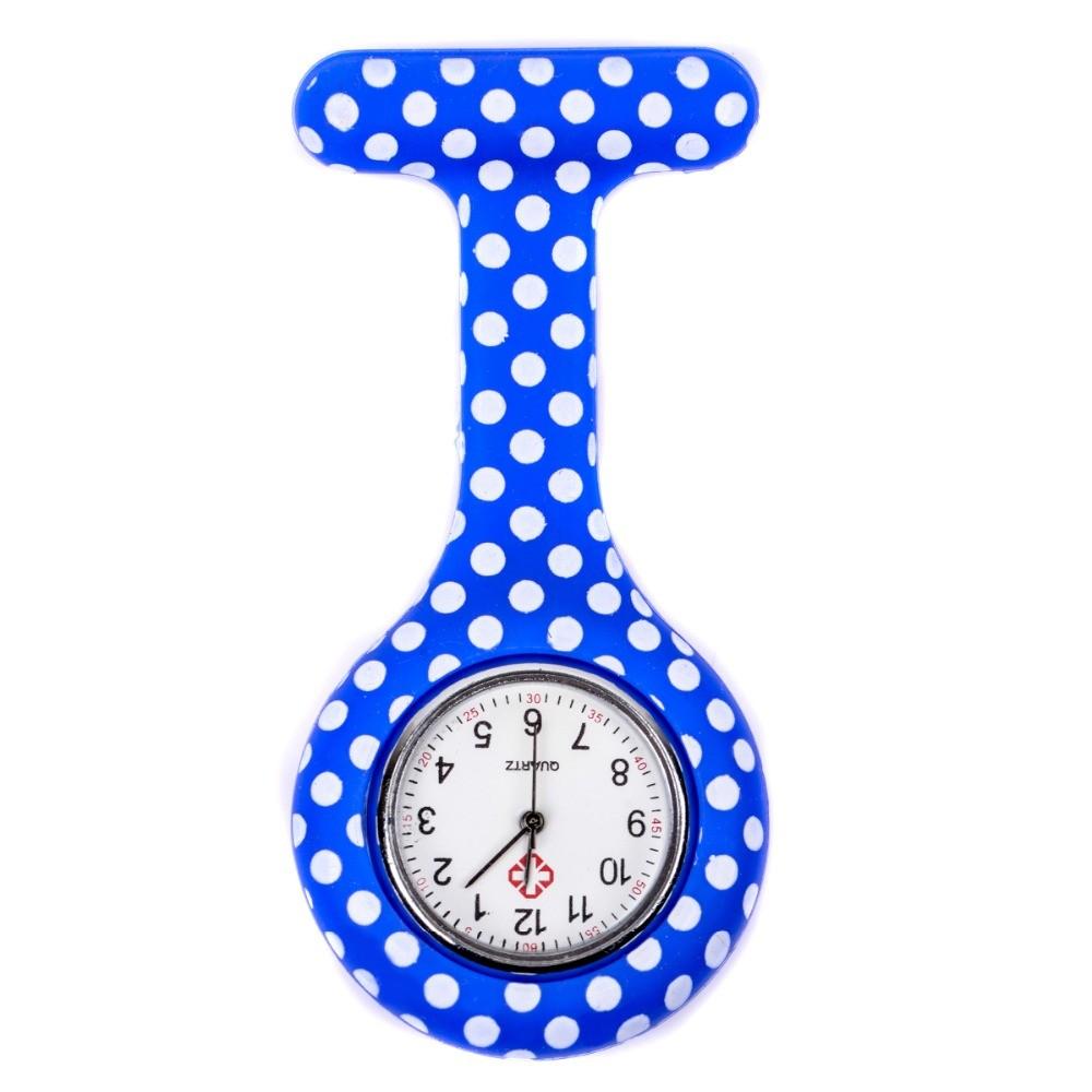 Relógio Estampado - Poá - Várias Cores